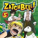Zatch Bell! is listed (or ranked) 35 on the list The Very Best Anime for Kids