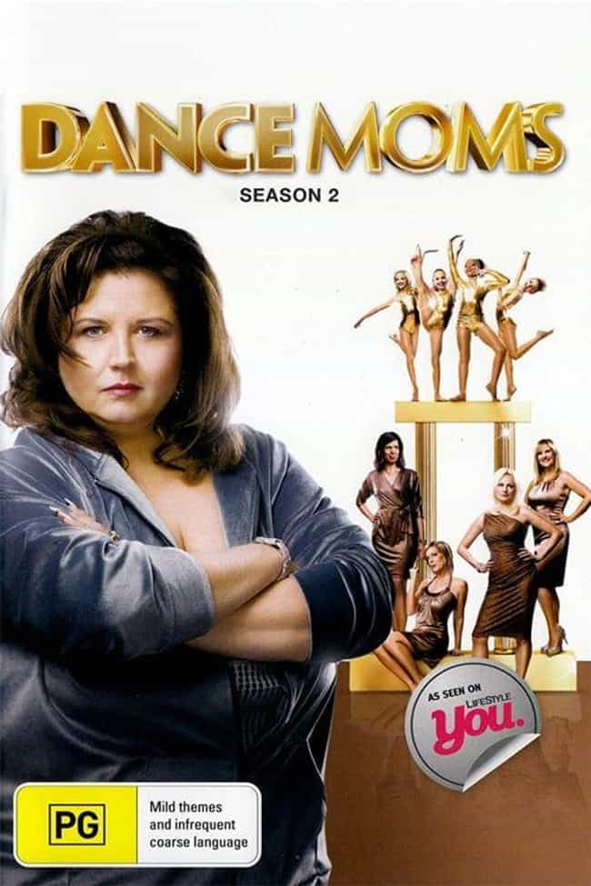 Dance Moms - Season 2 is listed (or ranked) 1 on the list The Best Seasons of 'Dance Moms'