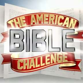 "The American Bible Challenge is listed (or ranked) 25 on the list The Best ""American"" TV Shows"
