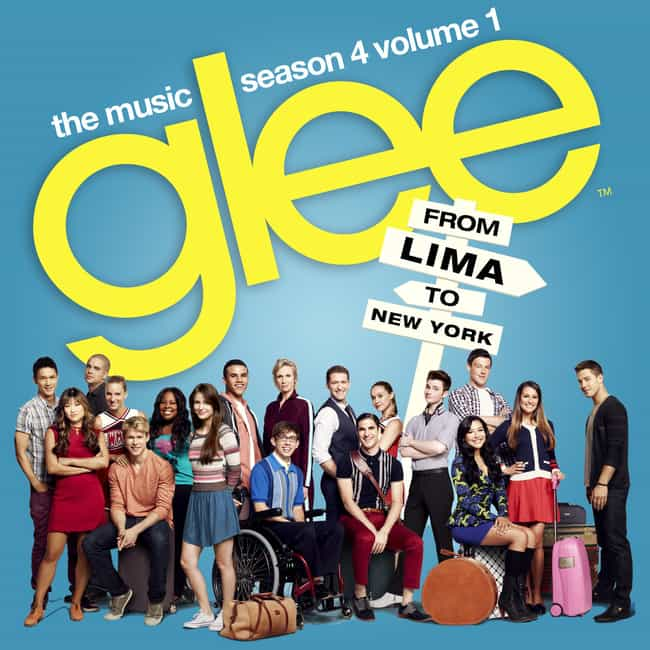 Glee - Season 4 is listed (or ranked) 4 on the list The Best Seasons of Glee