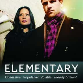 Elementary is listed (or ranked) 9 on the list The Best Crime Fighting Duo TV Series