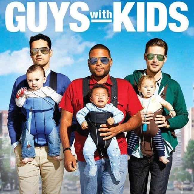 Guys with Kids is listed (or ranked) 3 on the list TV Shows Produced By Lorne Michaels