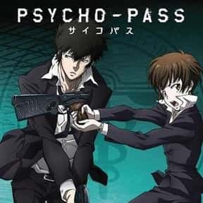 Psycho-Pass is listed (or ranked) 25 on the list The 100+ Best Anime Streaming On Hulu