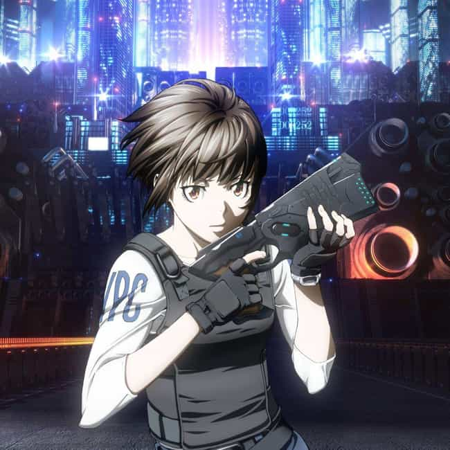Psycho-Pass is listed (or ranked) 4 on the list 13 Anime Where the Government is the Villain