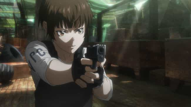 Psycho-Pass is listed (or ranked) 3 on the list The 13 Best Anime Like Akira