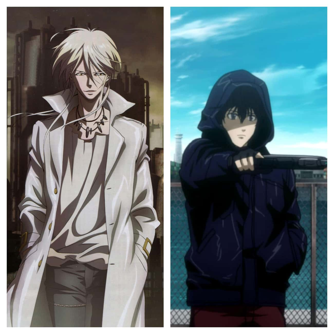 Psycho-Pass is listed (or ranked) 3 on the list 13 Anime That Switched Studios (For Better Or Worse)