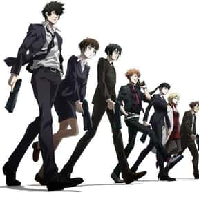 Psycho Pass is listed (or ranked) 3 on the list The Best Anime With Adult Protagonists