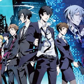 Psycho-Pass is listed (or ranked) 16 on the list The Best Anime Like Guilty Crown