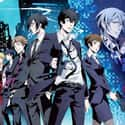 Psycho-Pass is listed (or ranked) 10 on the list The Best Anime Like Gantz