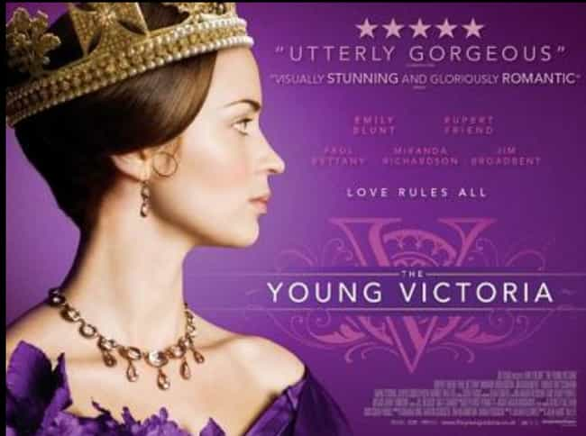Young Victoria is listed (or ranked) 2 on the list What to Watch If You Love Downton Abbey