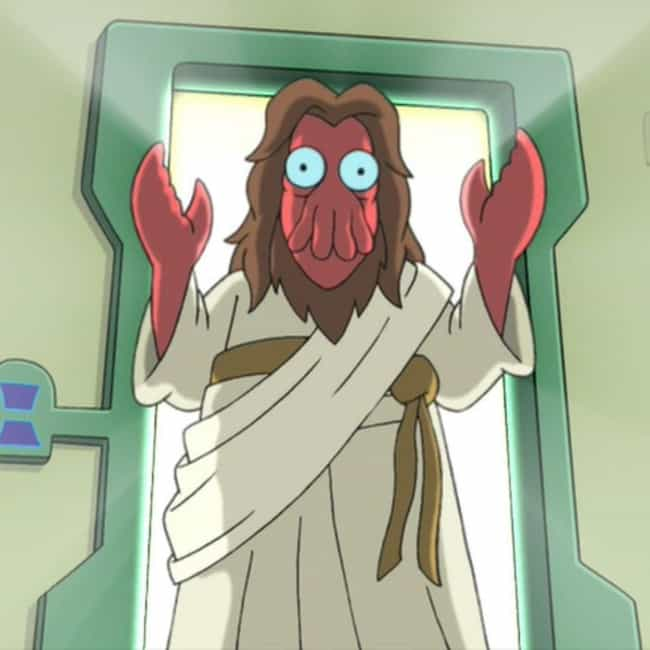 A Tale Of Two Santas is listed (or ranked) 3 on the list The Best Christmas Episodes On 'Futurama'