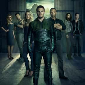 Arrow is listed (or ranked) 5 on the list The Greatest Supernatural Shows of All Time