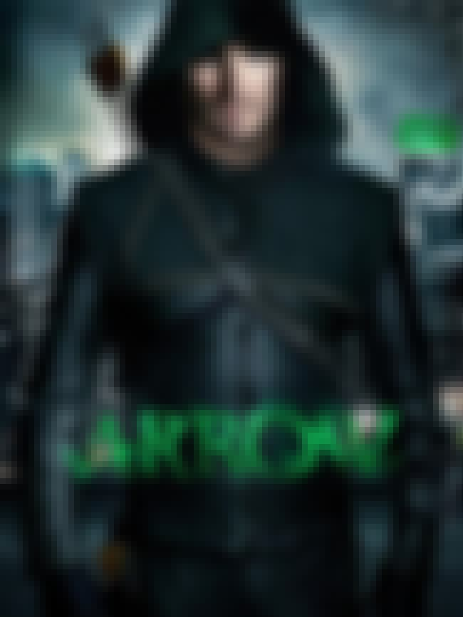 Arrow is listed (or ranked) 1 on the list The Best Green Arrow Interpretations Ever