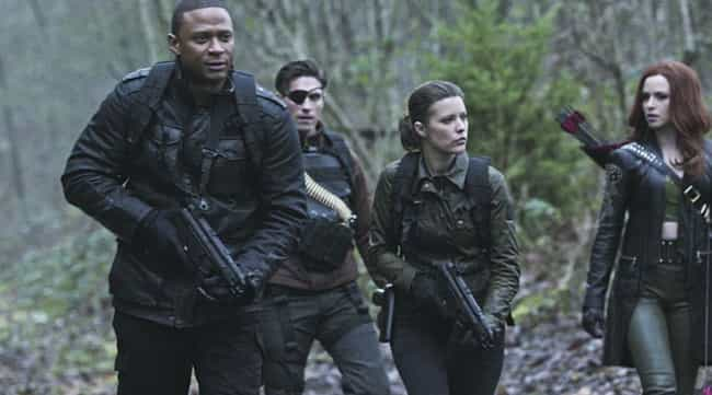 Arrow is listed (or ranked) 7 on the list 14 Major Plotlines TV Shows Completely Abandoned