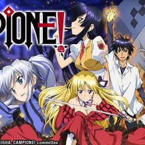Campione! is listed (or ranked) 8 on the list The Best Anime Like Tokyo Ravens