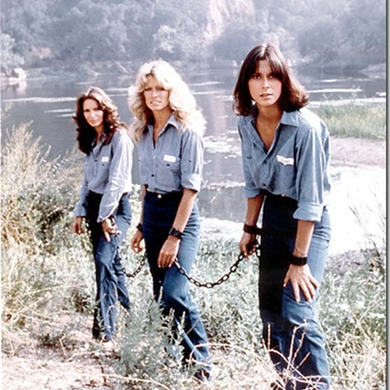 Angels in Chains is listed (or ranked) 1 on the list The Best Charlies Angels Episodes