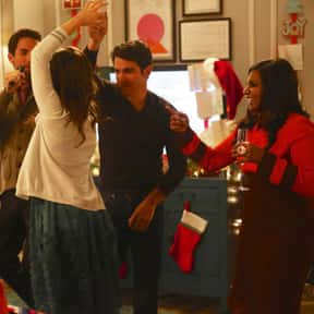J&M's Christmas Party is listed (or ranked) 16 on the list The Best Mindy Project Episodes