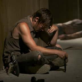 Hounded is listed (or ranked) 11 on the list The Best Walking Dead Episodes From Every Season