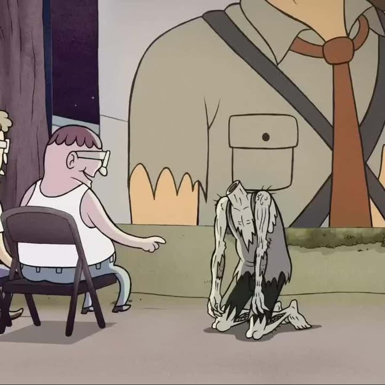 Grave Sights is listed (or ranked) 4 on the list The Best Episodes of Regular Show