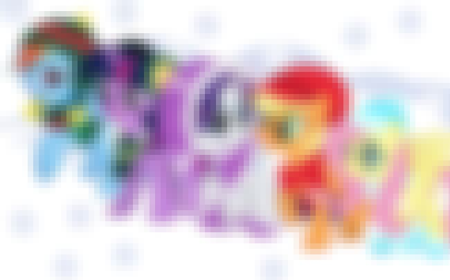 Sisterhooves Social is listed (or ranked) 6 on the list The Best My Little Pony Episodes