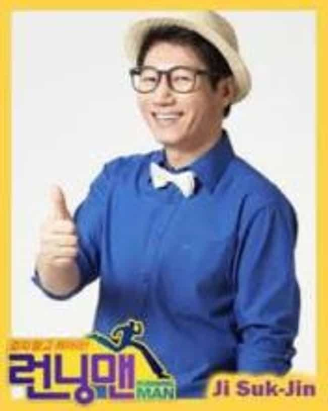 Ji Suk-jin is listed (or ranked) 4 on the list Famous Comedians from South Korea
