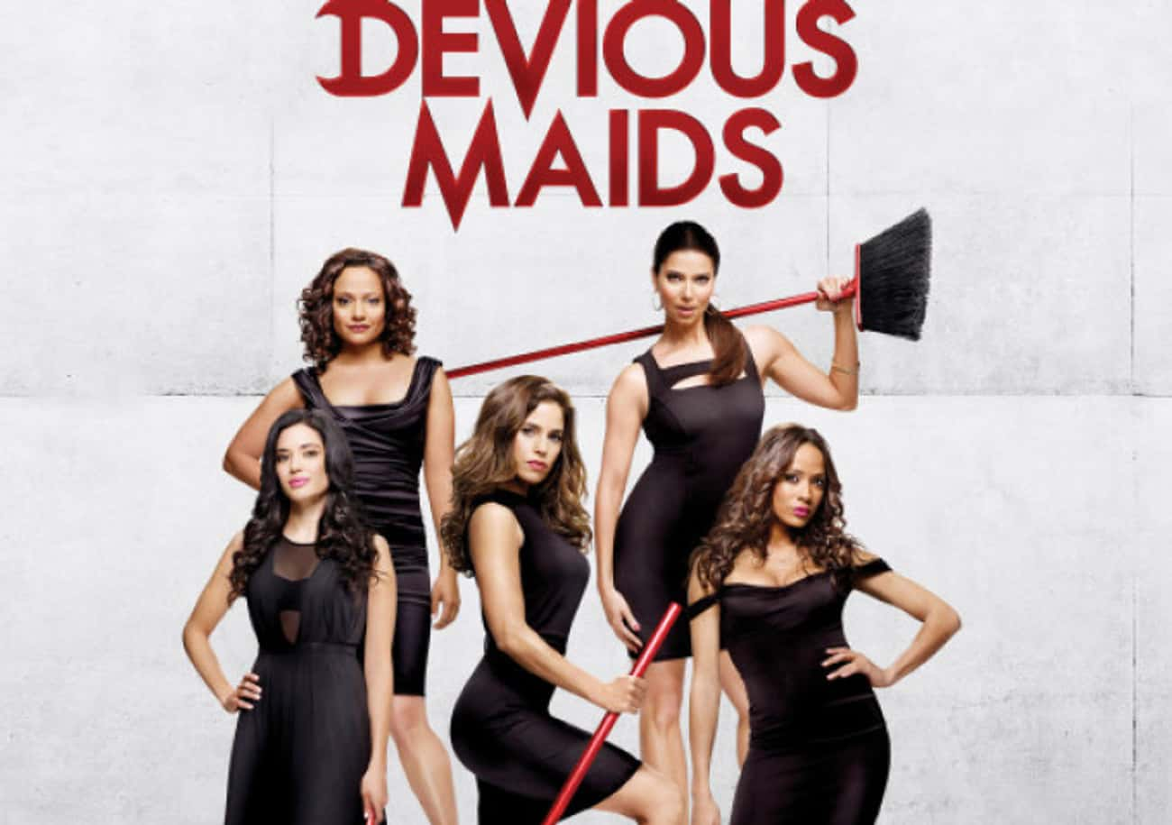 Devious Maids is listed (or ranked) 3 on the list What to Watch If You Love Jane the Virgin