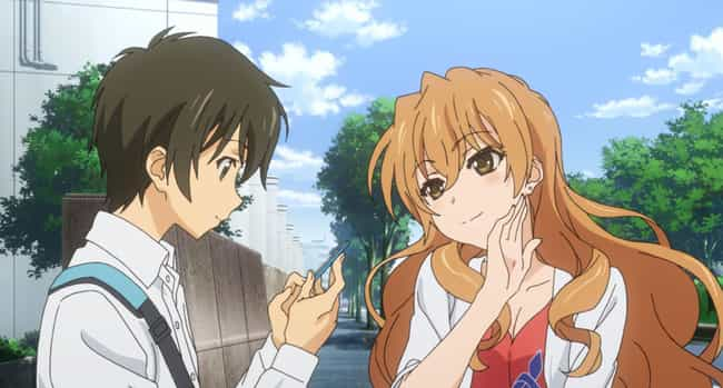 Golden Time is listed (or ranked) 4 on the list The 13 Best Anime Like Toradora!
