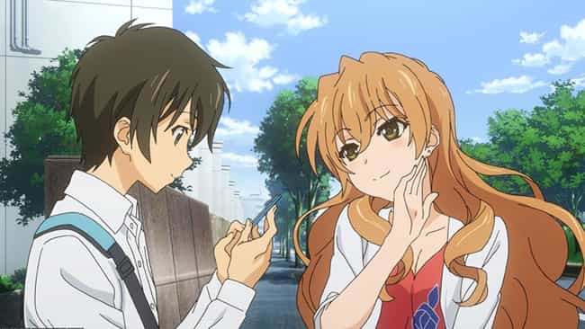 Golden Time is listed (or ranked) 3 on the list The 15 Best Anime About College Life