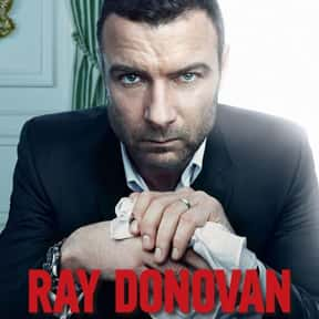 Ray Donovan is listed (or ranked) 12 on the list The Most Stressful TV Shows In 2019