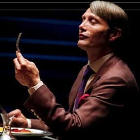 Hannibal is listed (or ranked) 5 on the list Shows That May Be Just Too Scary For TV