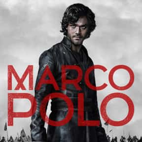 Marco Polo is listed (or ranked) 22 on the list The Best Historical Fiction TV Shows