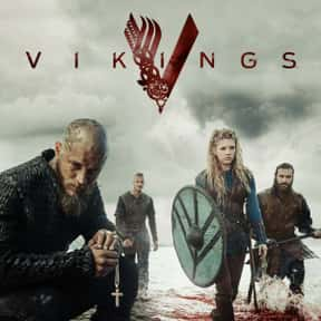 Vikings is listed (or ranked) 2 on the list The Best Current TV Shows No One Is Watching