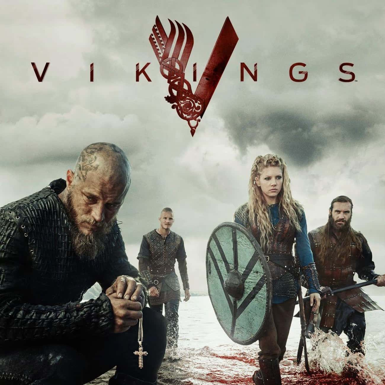 Vikings is listed (or ranked) 1 on the list What to Watch If You Love 'The Last Kingdom'