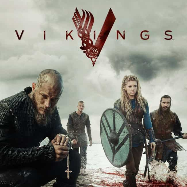 Vikings is listed (or ranked) 2 on the list Current TV Shows That Are Just Game of Thrones Ripoffs