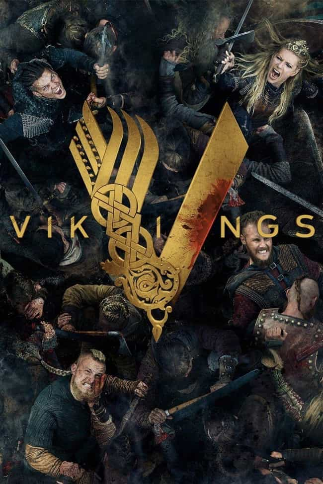 Vikings is listed (or ranked) 4 on the list What to Watch If You Love 'Sons of Anarchy'