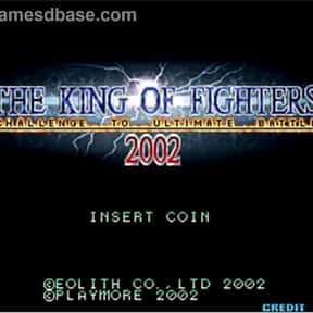 The King of Fighters 2002: Cha is listed (or ranked) 7 on the list The Best Neo Geo Fighting Games