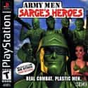 Army Men: Sarge's Heroes is listed (or ranked) 20 on the list The 3DO Company Games List