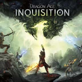 Dragon Age: Inquisition is listed (or ranked) 13 on the list The Best Fantasy Games Of All Time