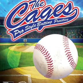 The Cages: Pro Style Batting P is listed (or ranked) 8 on the list All Wii Baseball Games, Ranked Best to Worst