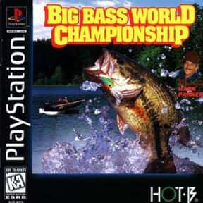 The 50 Best Fishing Games Of All Time Ranked
