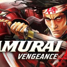 Samurai II: Vengeance is listed (or ranked) 25 on the list The Best Samurai Games, Ranked