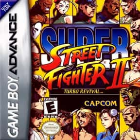 Super Street Fighter II: Turbo is listed (or ranked) 6 on the list The Best Wii U Fighting Games