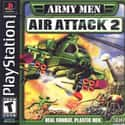 Army Men: Air Attack 2 is listed (or ranked) 21 on the list The 3DO Company Games List