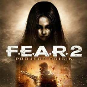 FEAR 2 is listed (or ranked) 25 on the list The Scariest Video Games of All Time