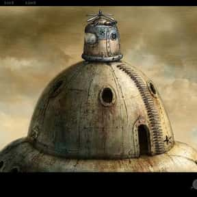 Machinarium is listed (or ranked) 10 on the list The Best Point and Click Adventure Games Of All Time