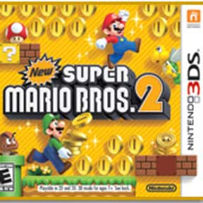 New Super Mario Bros. 2 is listed (or ranked) 14 on the list The Best Nintendo 3DS Games of All Time, Ranked by Fans