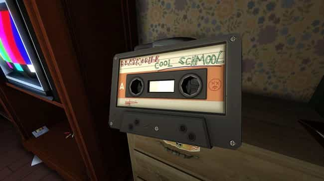 Gone Home is listed (or ranked) 3 on the list 15 Critically Acclaimed Video Games You're Too Embarrassed To Admit You Hate