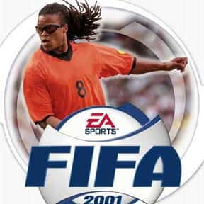 FIFA 2001 is listed (or ranked) 20 on the list The Best PlayStation 2 Soccer Games