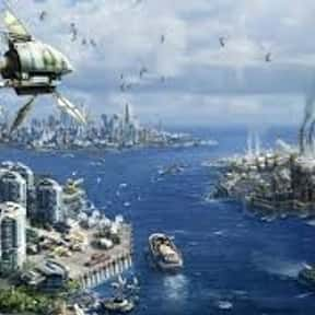 Anno 2070 is listed (or ranked) 11 on the list The Best Building Games On Steam