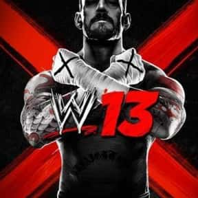 WWE '13 is listed (or ranked) 9 on the list The Best Wrestling Games of All Time